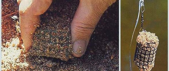 фидерная прикормка для карпа своими руками